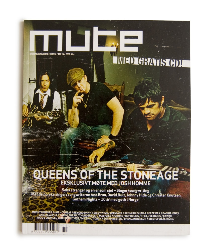 Musikkmagasinet Mute / Magasin #15