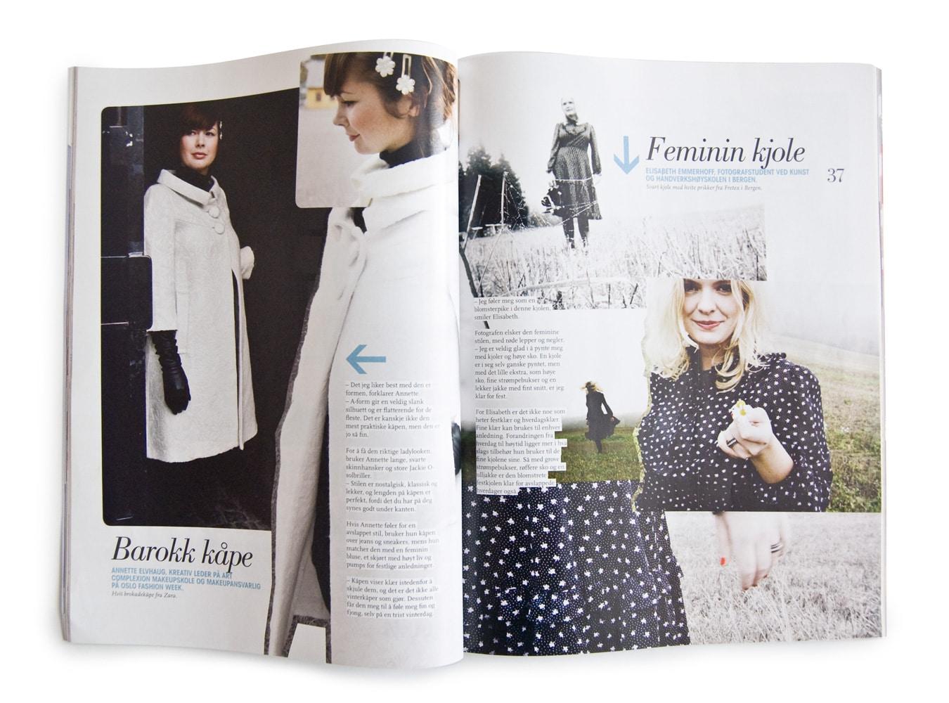 Egmont / Inside Magazine - Reportasje