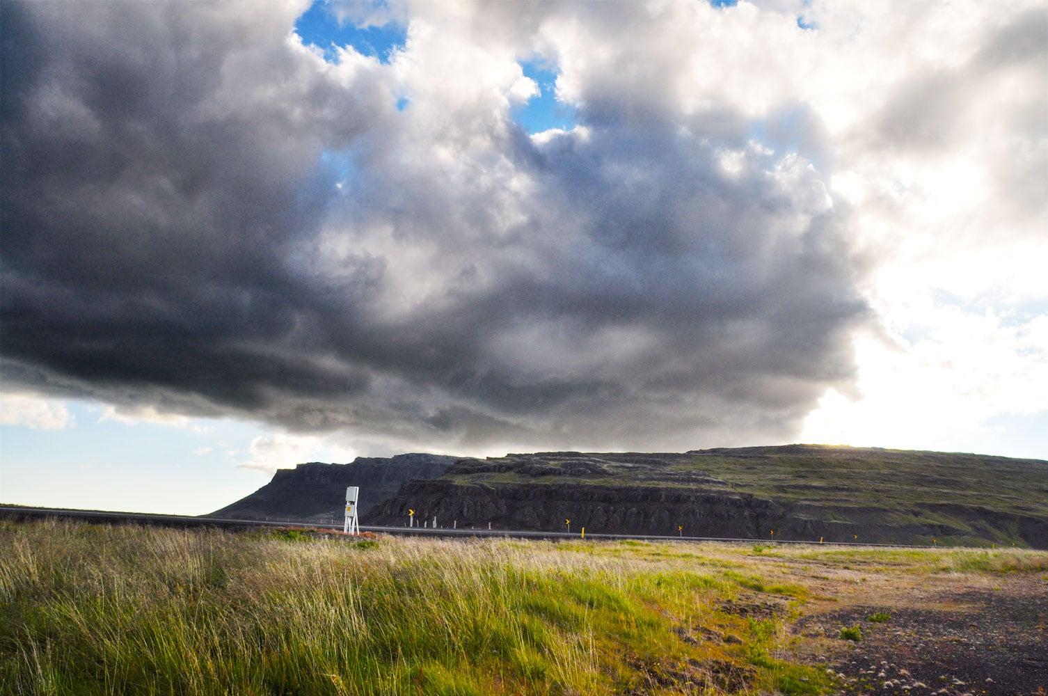 Eget prosjekt / Foto - Island