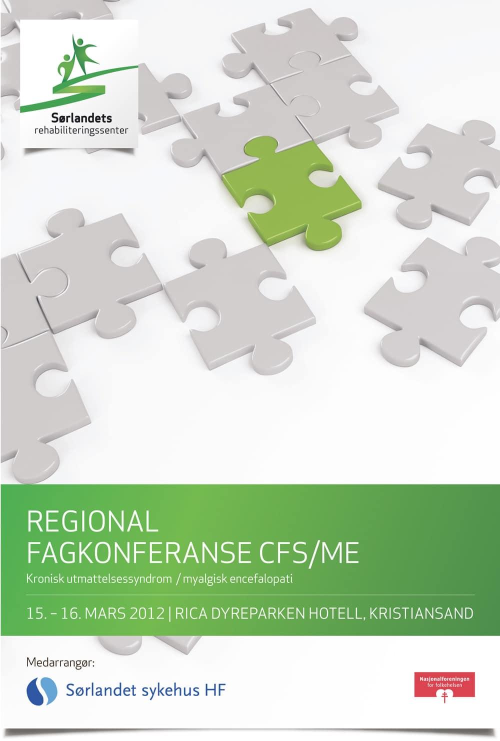 Sørlandets rehabiliteringssenter / Program konferanse