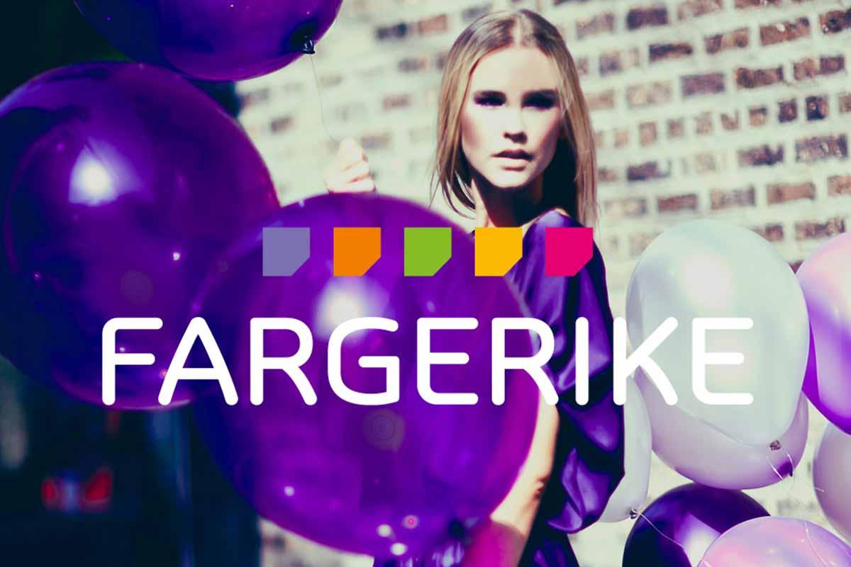 Fargerike / Blogg
