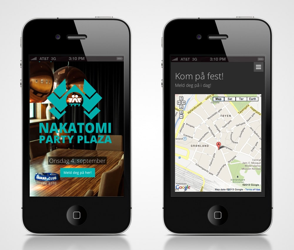 Futatsu / Innflytningsfest - iphone