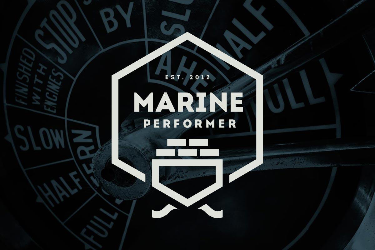 Marine Performer / Profil - logo