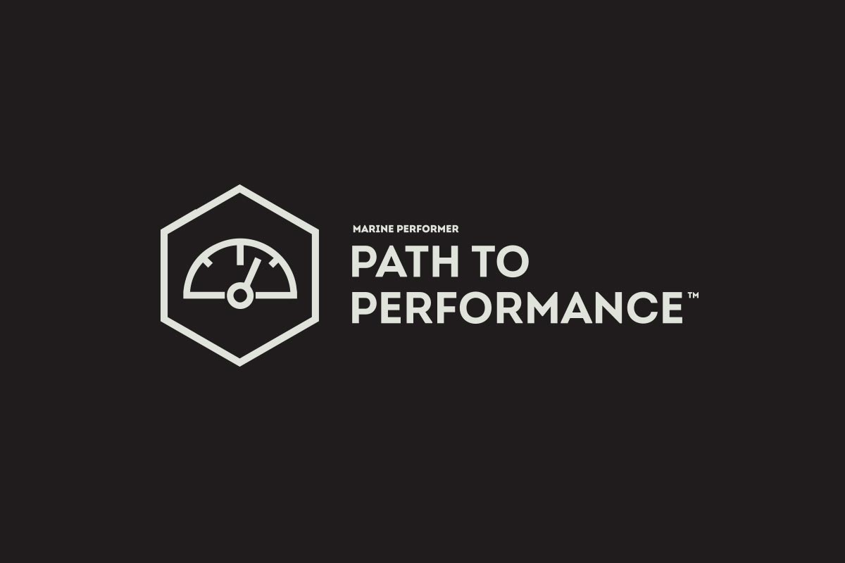Marine Performer / Path to Performance symbol