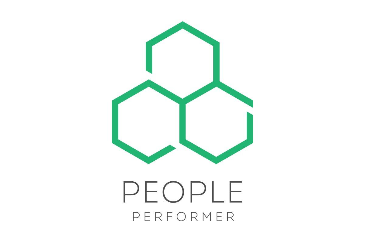 People Performer logo - Havdur Design AS